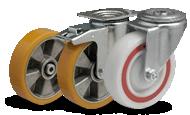 Промышленные колеса средней грузоподъемности