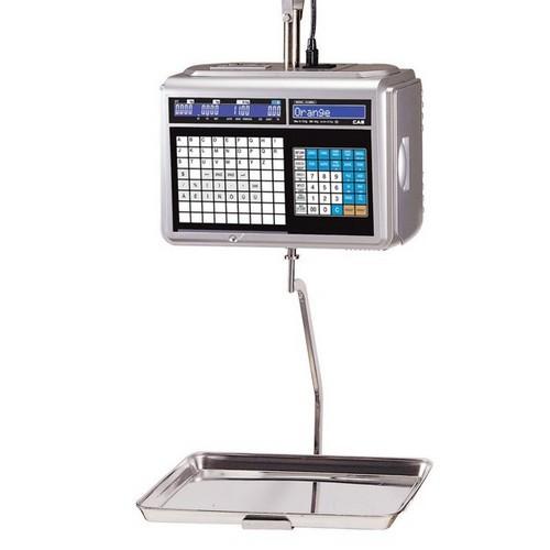 Весы торговые CAS CL5000J-IH 15 кг с термопечатью