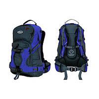 Рюкзак спортивный Terra Incognita Snow-Tech 40 сине-серый