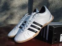 Кроссовки для мини-футбола Adidas Questra белые (размеры 41-45)