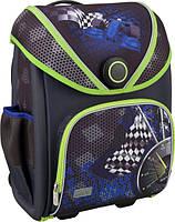 """Рюкзак школьный Kite 505 Grandprix """"Трансформер"""" для мальчиков (K16-505S-2)"""