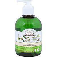 """Нежное интимное мыло Зеленая Аптека антибактериальное """"Чайное дерево"""" 370мл"""
