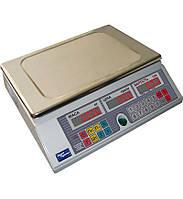 Весы электронные торговые без стойки ВТА-60/15-6-А до 15 кг