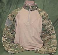 UBACS (боевая рубашка) огнеупорный Flame Resistant в расцветке MTP. Великобритания , оригинал, фото 1