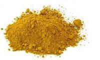 Желтый темный пигмент
