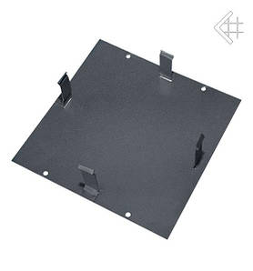 Заглушка для вентиляционной решетки 17х37 см