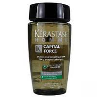 Homme Capital Force Капитал Форс - Очищающий шампунь для жирных волос 174