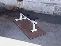 Усиленная скамья для жима  RN Sport 090