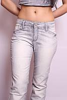 Женские летние джинсы большого размера