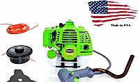 Коса бензиновая Green Worker 4400