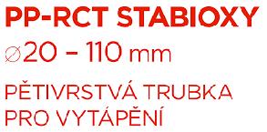 Пластикові труби FV-PLAST STABIOXY PN20 d 40x4,5 з кисневим бар'єром. Виробництво ЧЕХІЯ !!!, фото 2