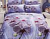 Семейное постельное белье ARYA сатин 3D (70х70)
