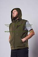 Жилет Милитари (хаки), фото 1