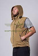 Жилет Милитари кайот, фото 1