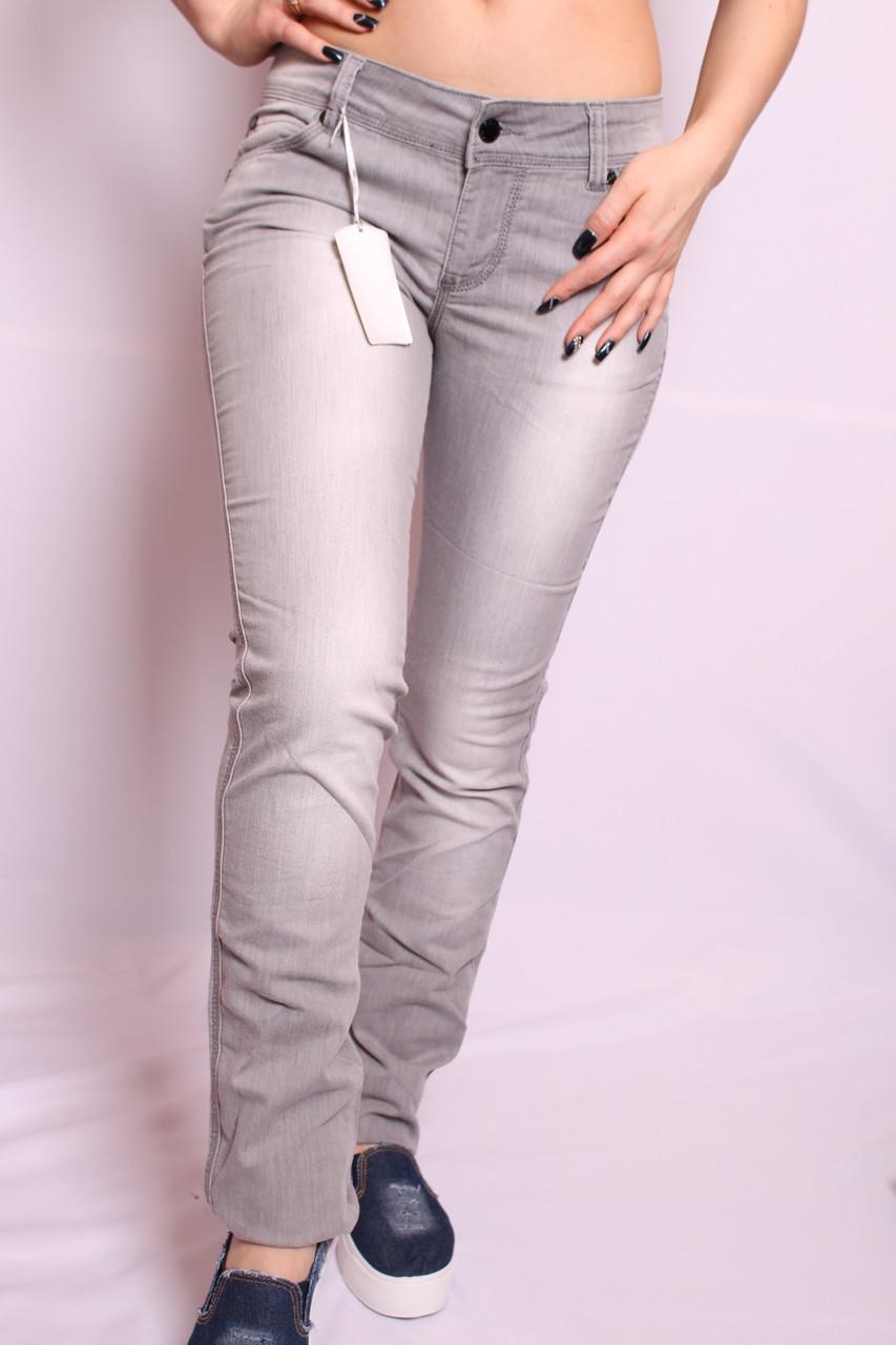 Жіночі літні джинси великого розміру