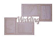 "Фоторамка ""Wedding"", 49,5х32см"