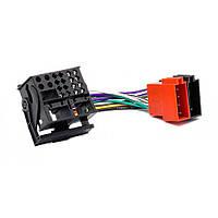 Переходник Авто-ISO AWM 160-041 для штатных магнитол Citroen/Peugeot 2003->