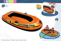 Надувная лодка Explorer PRO 100 Intex 58355(160X94X29CM)