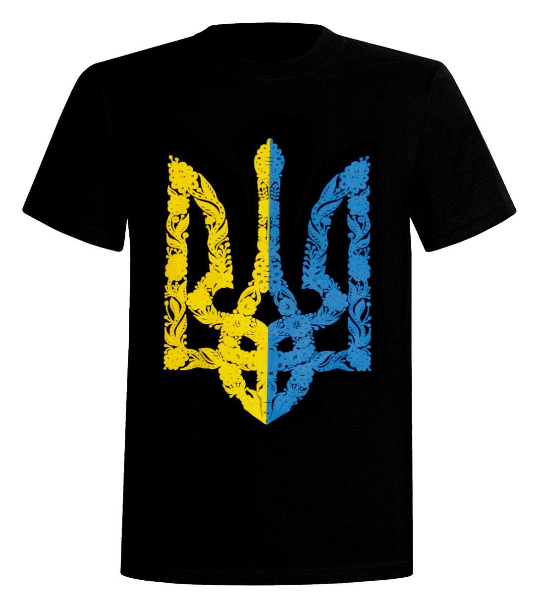 Футболка Тризуб орнамент - Donna Misteriosa. Агрегатор виробників України.  Без самовивозу. Відправка по 580b788761ddf