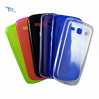 Чехол-накладка LG G3 Crystal Case