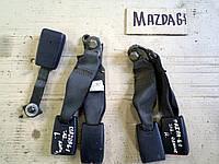 Защелки ремня безопасности Mazda 6 - 2004 г.в. GJ6A57720A66, GJ6A57780C66