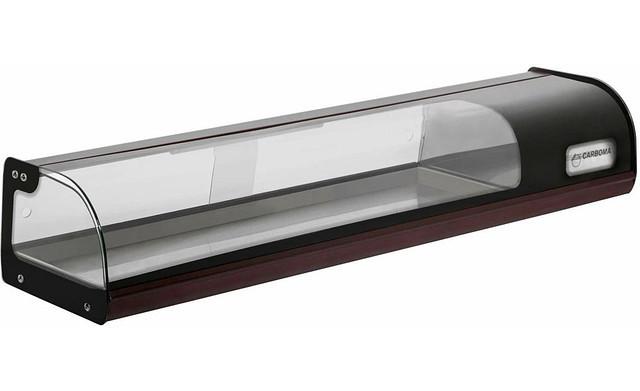 Настольная холодильная витрина Carboma ВХСв - 1,5
