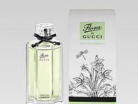 Женская туалетная вода Gucci Flora by Gucci Gracious Tuberose (Гуччи Флора Бай Гуччи Грейзес Тубероуз) 100 мл