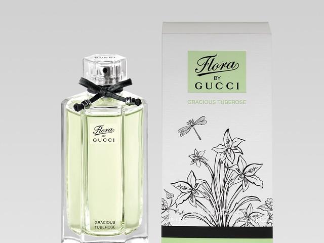 Женская туалетная вода Gucci Flora by Gucci Gracious Tuberose (Гуччи Флора  Бай Гуччи Грейзес Тубероуз 2168ef221f989