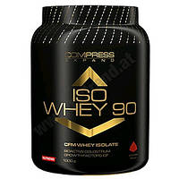 Протеин Nutrend Compress Iso Whey 90 (1 кг)