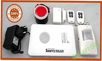 Охранная беспроводная сигнализация  GSM 10C