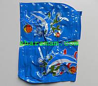 Нарукавники для плавания «Дельфин» 22×14 см голубого цвета