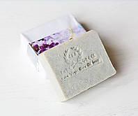 Органическое оливковое мыло ручной работы Лавандовое (детская серия E&A Pure Beauty), 120g., Греция