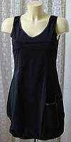 Платье модное серое мини Cache Cache р.42 6784а