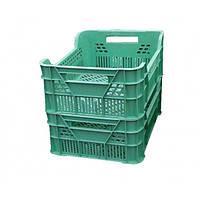 Ящик пластиковый фруктовый №1 акция