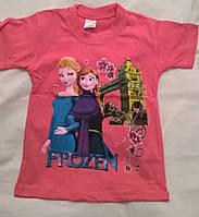 Футболка Frozen (3-7лет)