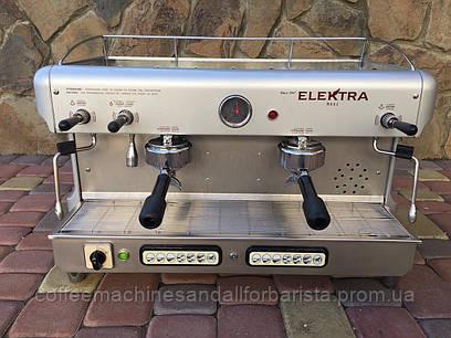Кофемашина Elektra maxi (2группы)