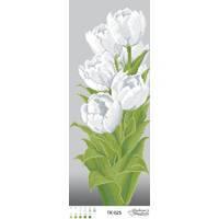 Картина Тюльпаны белые