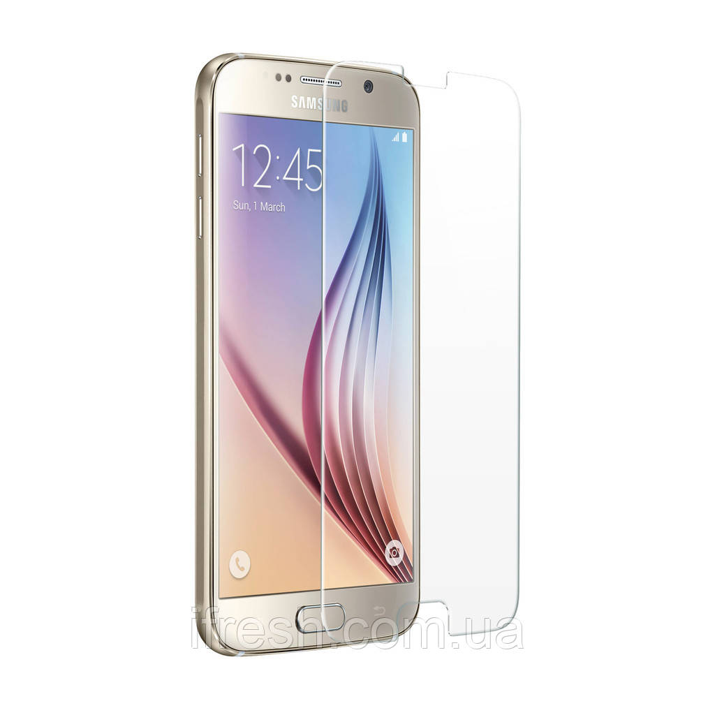 Стекло защитное для Samsung Galaxy S6