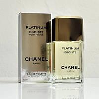 Мужская туалетная вода Chanel Egoiste Platinum ( Шанель Эгоист Платинум ) 100 ml