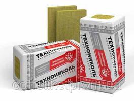 Теплоизоляция базальтовая вата Технониколь Техноблок 45 кг/м3 1200*600*100 мм