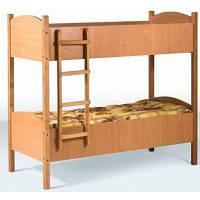 Кровать двухярусная детская 1074