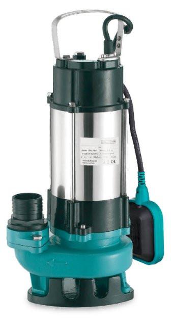 Насос дренажный Aquatica V750F 0.75кВт Hmax 10м Qmax 300л/мин