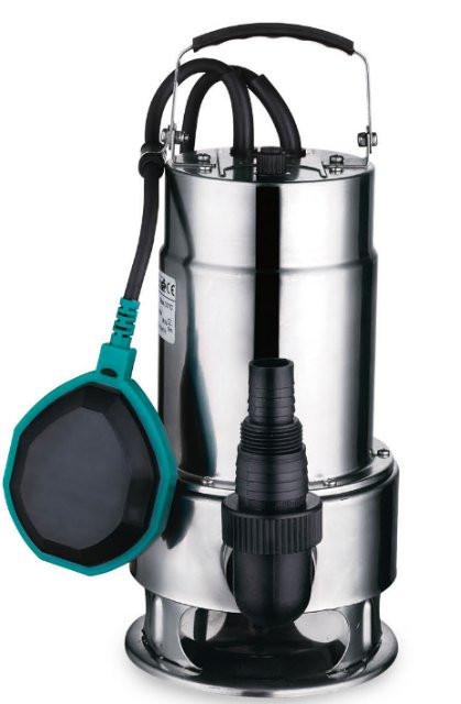Насос дренажный Leo XKS-550SW 0.55кВт Hmax 6м Qmax 167л/мин (нерж.)