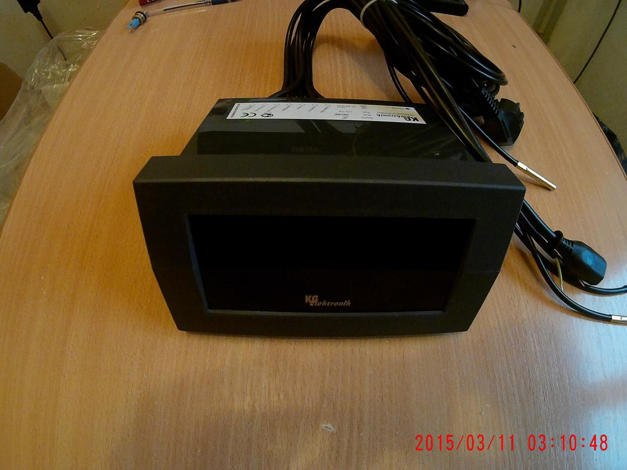 Терморегулятор электронный KG Elektronic CS-19.