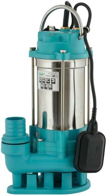 Насос канализационный Aquatica WQD10-8-0,55SF 0.55кВт Hmax 12м Qmax 242л/мин (нерж.)