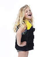Детский спасательный жилет Progress Nylon Vest Youth Yellow, фото 1