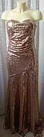 Платье вечернее в пол бомба Four Flavor р.44 6789, фото 1
