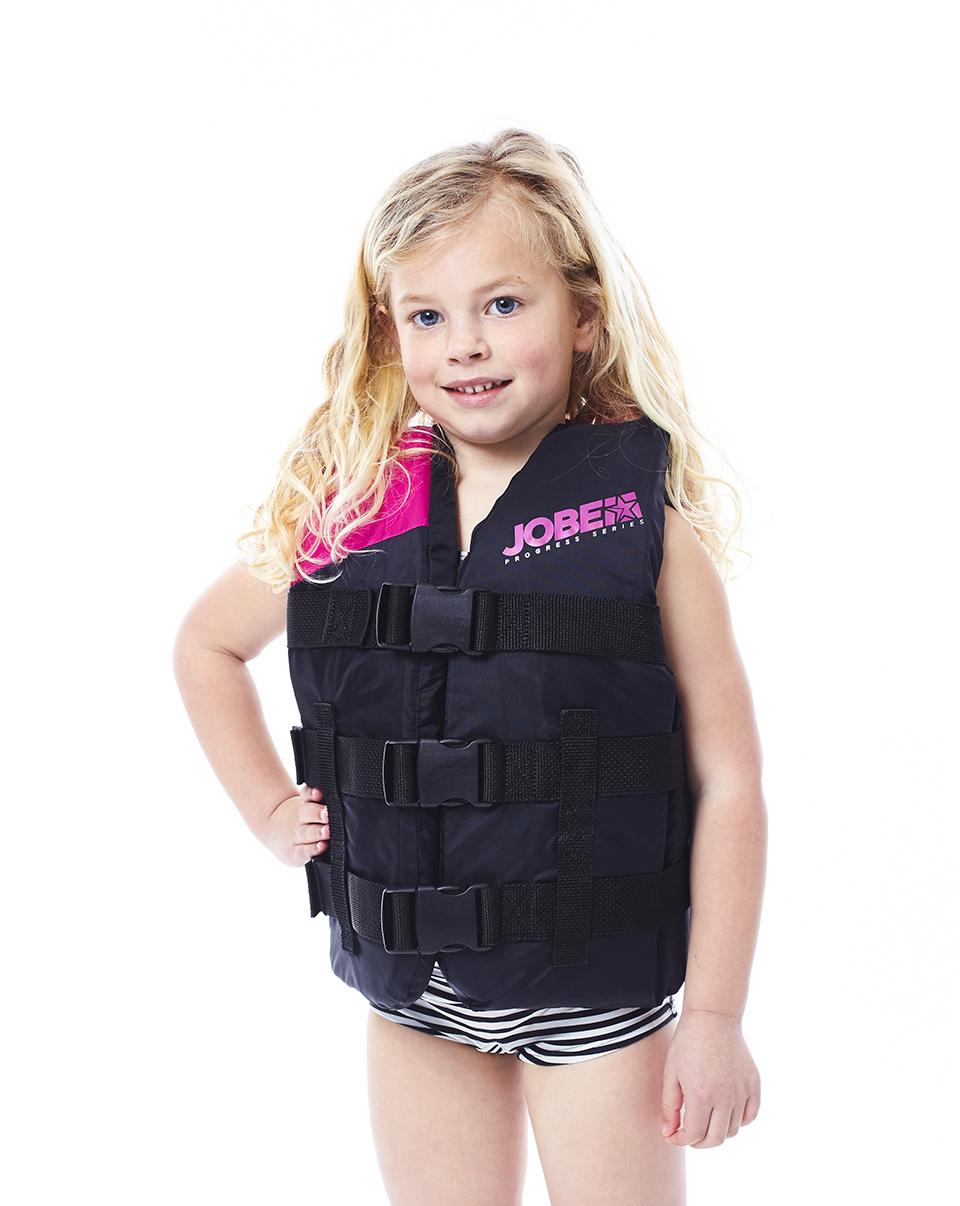 Спасательный жилет для детей Progress Progress Nylon Vest Youth Pink