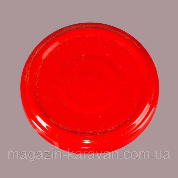 Крышка ТО 82 мм Красная