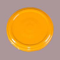 Крышка для консервирования желтая ТО66